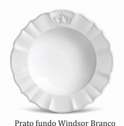 JOGO 6 PRATOS FUNDOS WINDSOR PORTO BRASIL