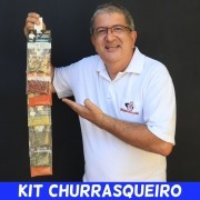 Kit Temperos - Churrasqueiro - 7 pacotes