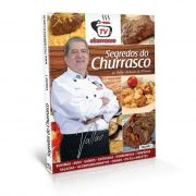 Livro Segredos do Churrasco