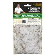 Sal de Parrilla com Ervas Finas - 100 g- Tempero para Churrasco - Cocina Mix