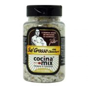 Sal Parrilla com Chimichurri - Tempero para Churrasco - 180g -  Cocina Mix