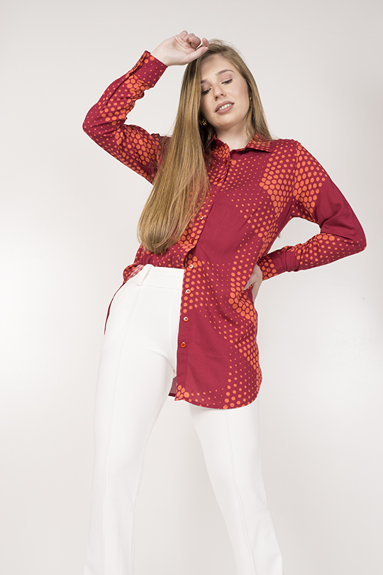 Camisa Labenne
