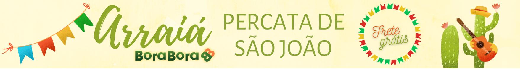 FRETE GRATIS PERCATA SÃO JOÃO