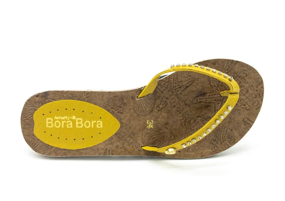 BONITA STRASS AMARELO