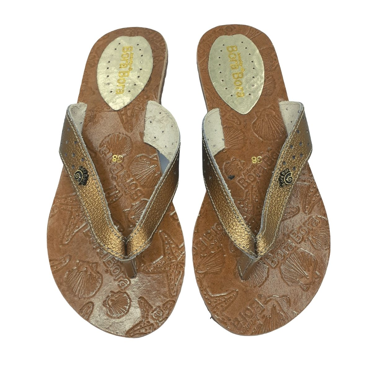 SWELL SURF COURO BRONZE