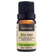 ÓLEO ESSENCIAL MELALEUCA/TEA TREE 10ML - VIA AROMA