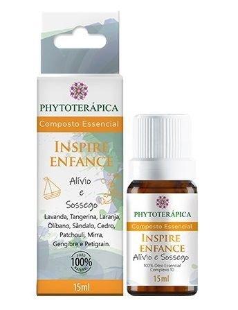 COMPOSTO INSPIRE ENFANCE 15ML - PHYTOTERÁPICA