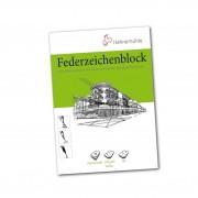 Bloco para desenho Federzeichen 250g/m2 A3 10 folhas  Hahnemuhle