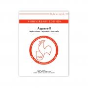 Bloco Aquarela Edição Aniversário 425 g/m2 30x40cm 15 fls  Hahnemuhle