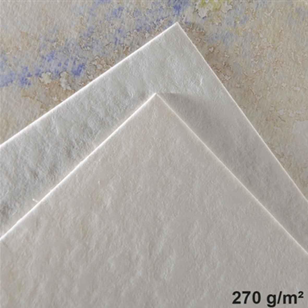 Bloco Montval Torchon 270g 24x32cm 12 Folhas Canson