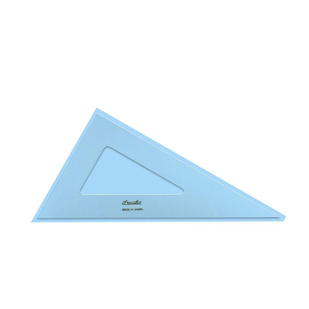 Esquadro Trident 2628 60° 28cm Sem Graduação
