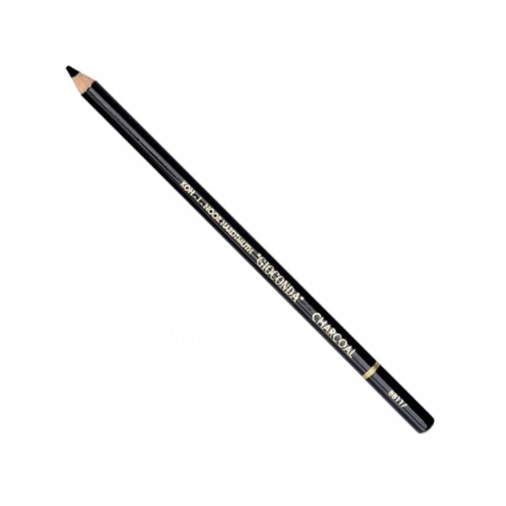 Lápis 8811-4 Carvão Extra Charcoal Koh-I-Noor Duro