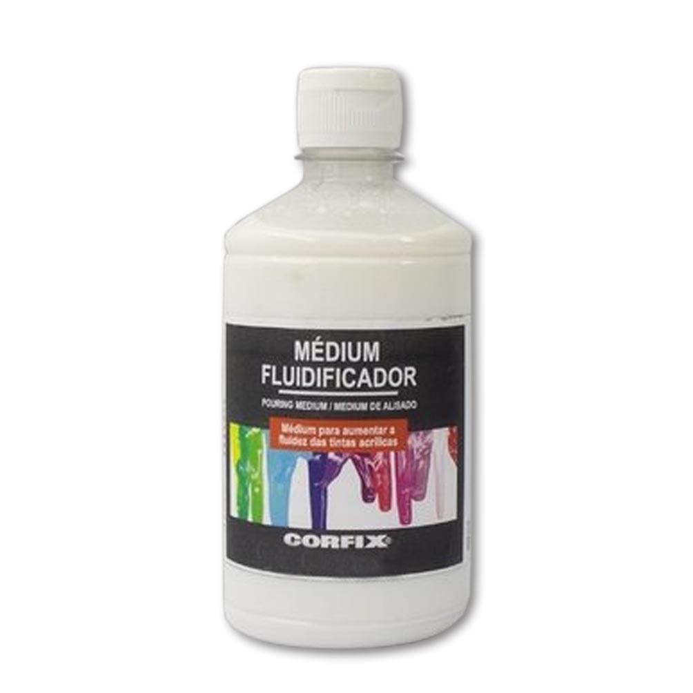 Médium Fluidificador (250ml) Corfix