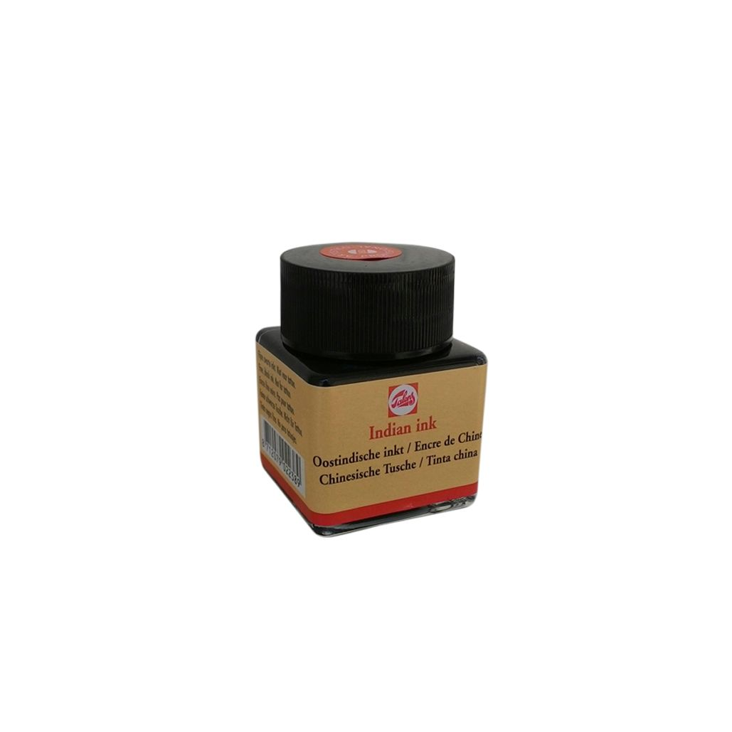 Tinta Nanquim Talens Indian Ink Royal 30ml