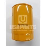 Filtro lubrificante 02/100284 02100284