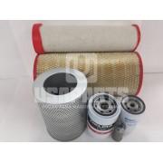 Kit filtros Komatsu PC160LC-7