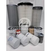 Kit Filtros Hyundai R140LC-9SB T3 1000 Horas