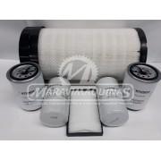 Kit Filtros Hyundai R260LC-9SB T3 500 Horas