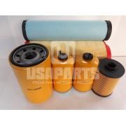 Kit filtros JCB JS160 Motor ISUZU