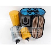 Kit Filtros Motor JCB 4CX