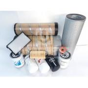Kit filtros R140LC9SB T3 Completo