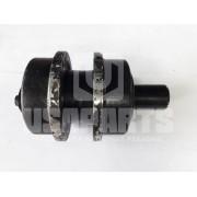 Rolete superior E215/EX215/CX220 75263685
