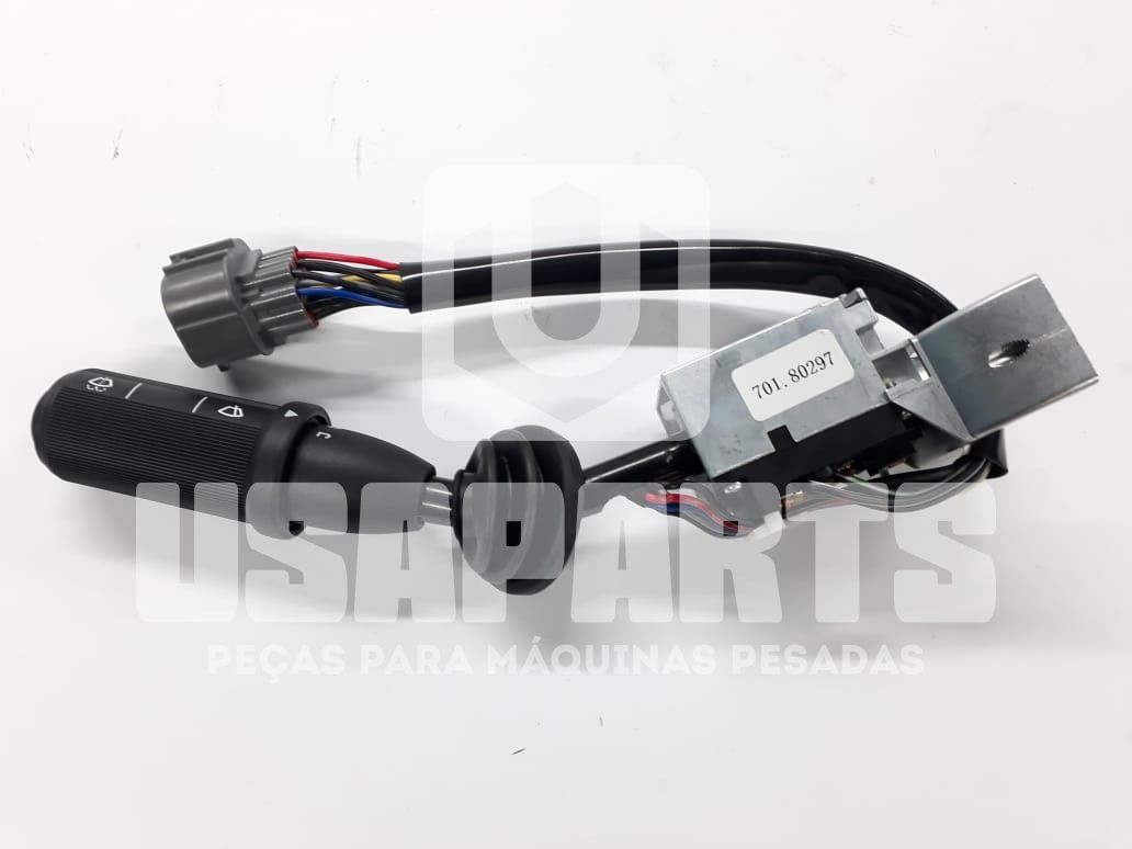 Alavanca interruptor de luz JCB 4CX 701/80297 70180297