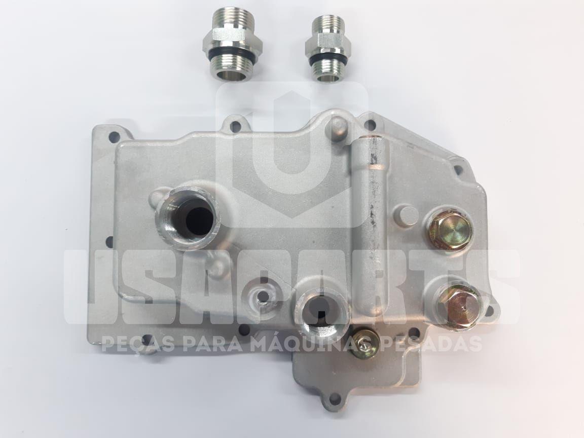Carcaça Resfriador Óleo Motor JCB 320/04482 32004482
