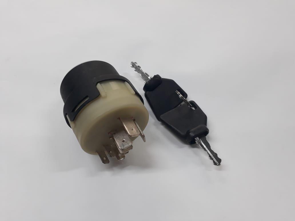 Chave ignição Completa JCB 701/80184 70180184