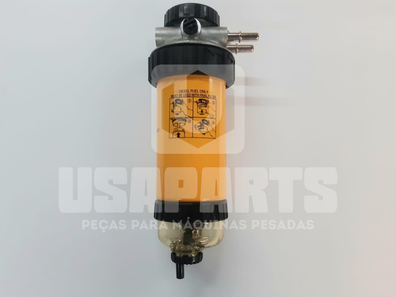 Filtro combústivel completo JCB JS200 32/925992 32925992