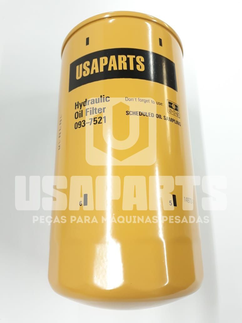 Filtro hidráulico 315D/320D 093-7521 0937521