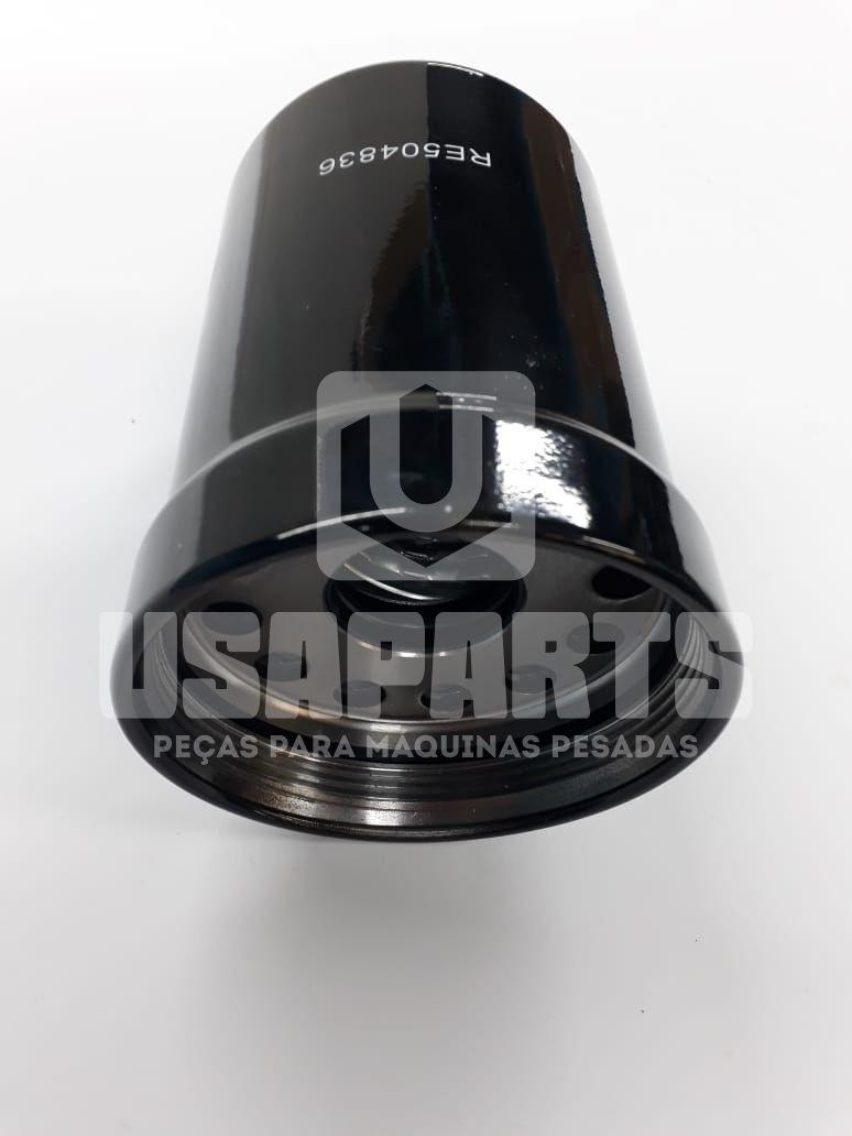 Filtro lubrificante JD750J RE504836