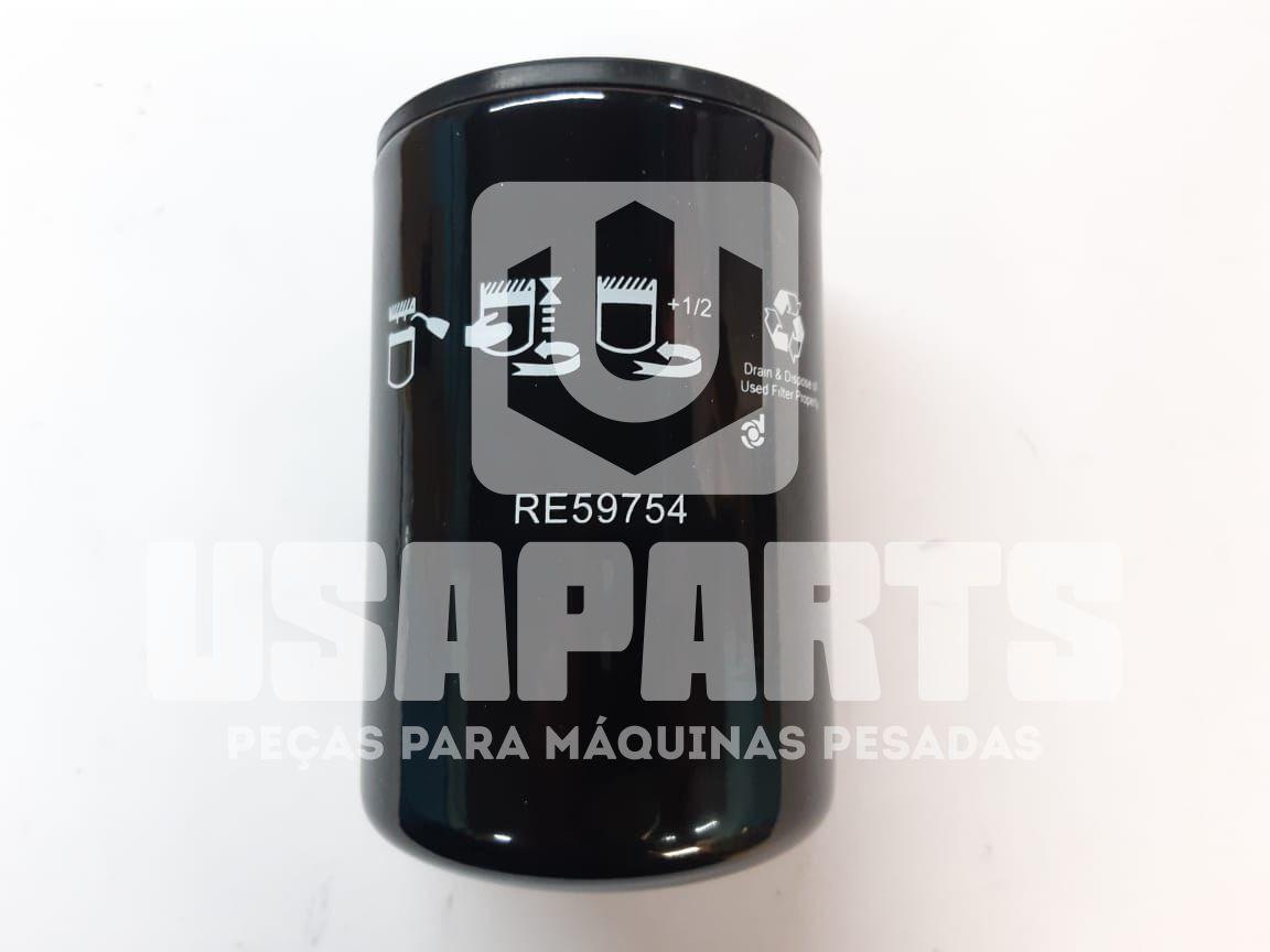 Filtro lubrificante RE59754