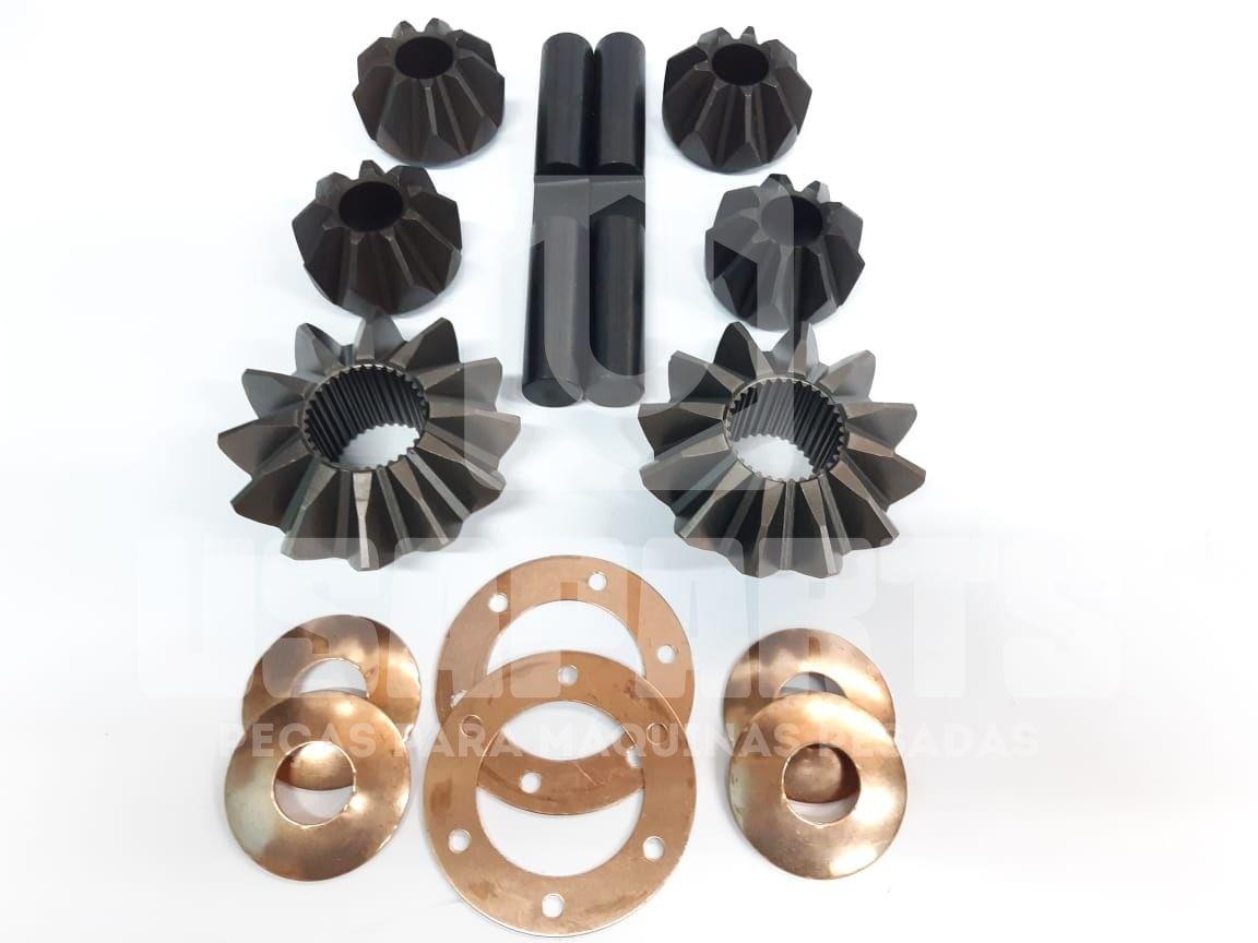 kit engrenagens diferencial tras 214E/3C 450/11000 45011000