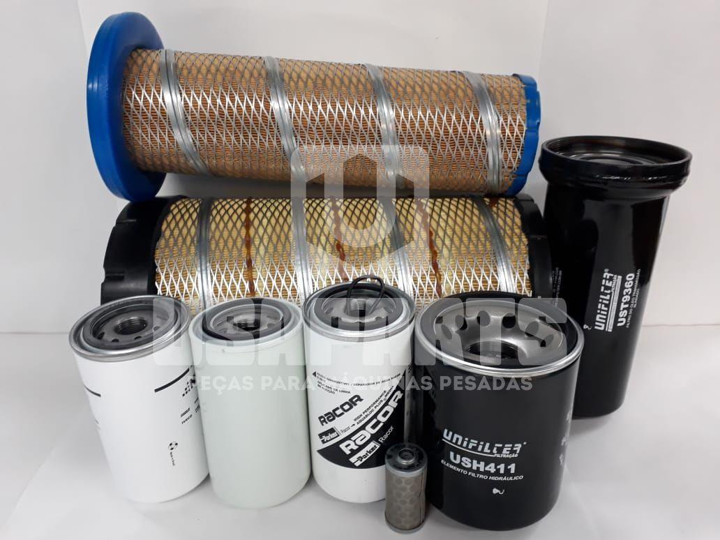 kit filtros Komatsu D51EX  (Kit Completo)