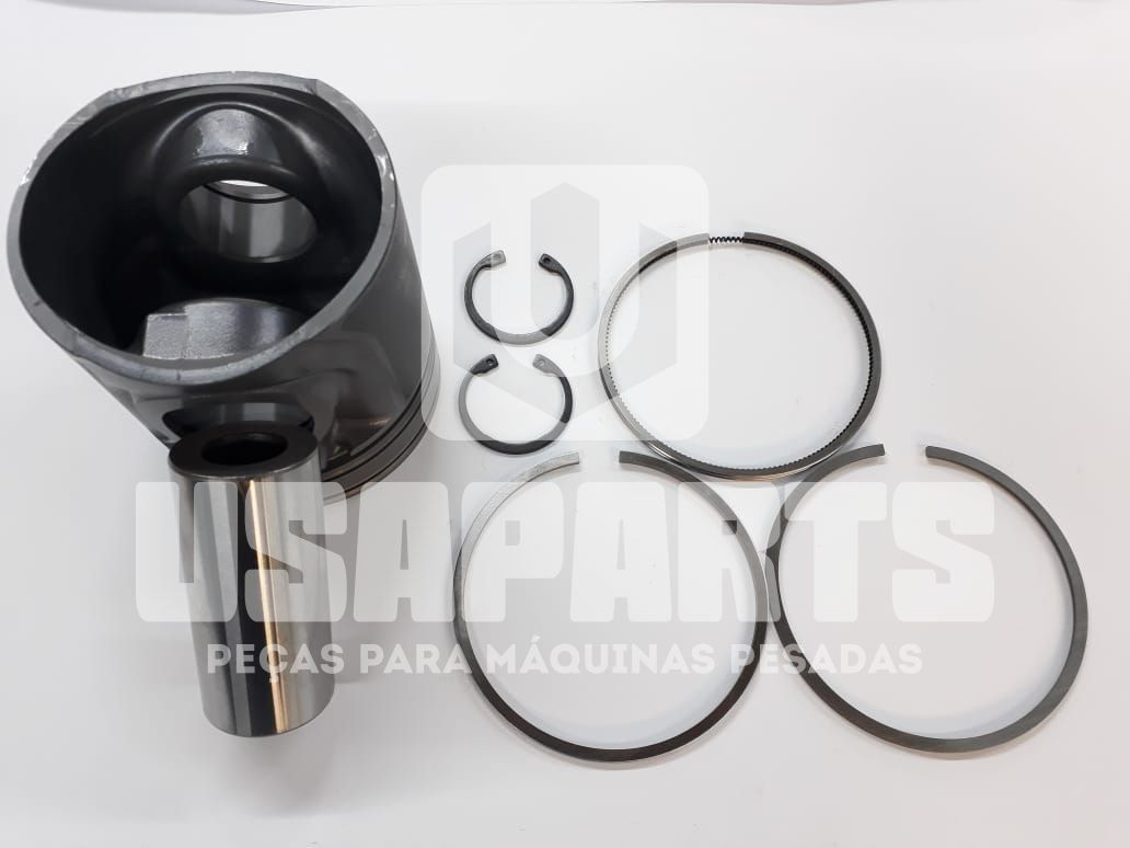 Kit Pistão motor JCB 3C Turbo 320/09211 32009211
