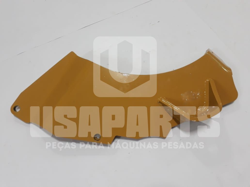 Protetor roda motriz L.E. externo D6K2 4317068