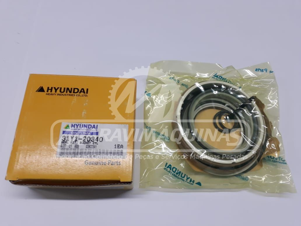 Reparo concha R160LC7 31Y1-20340 31Y120340