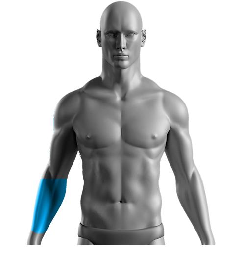 10 Sessões de Depilação a Laser Ante Braço Masculino