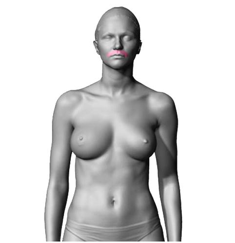 10 Sessões de Depilação a Laser Axila, Virilha, Perianal, Buço, Pernas Completas, Linha Alba Feminino