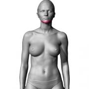 10 Sessões de Depilação a Laser Mento, Buço Feminino