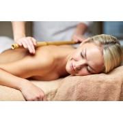 5 sessão de Massagem Bambu