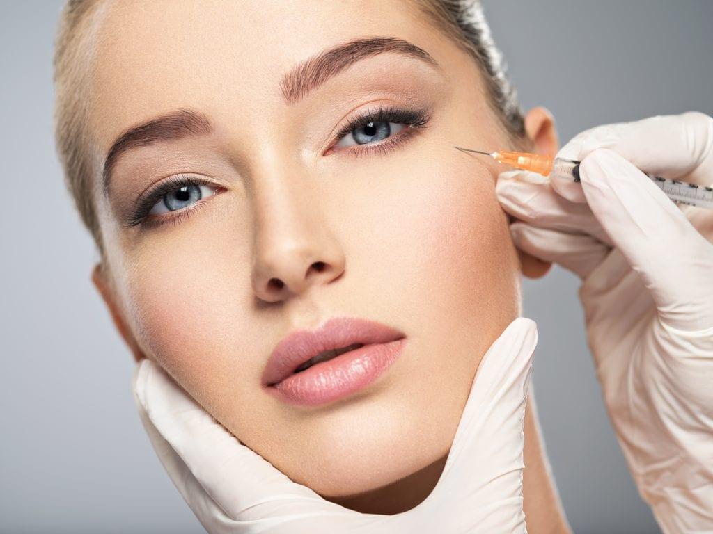 1 sessão de Carboxiterapia facial