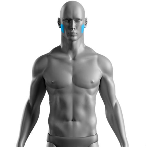 10 Sessões de Depilação a Laser Costeletas Masculino