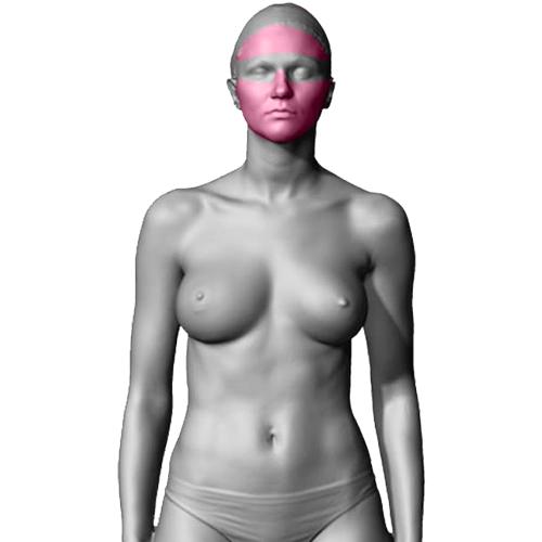 10 Sessões de Depilação a Laser Rosto Feminino
