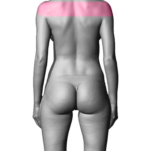 10 Sessões de Depilação a Laser Ombros Feminino