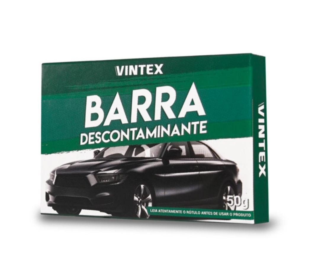 Massa descontaminante de pintura clay bar V-Bar Vonixx 50g