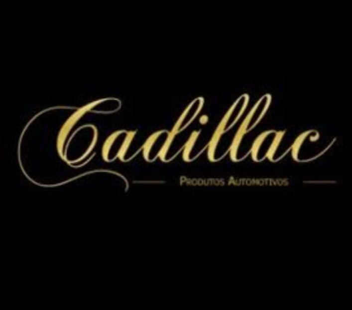 Pretinho de pneu Black Magic Cadillac brilho original 500 ml