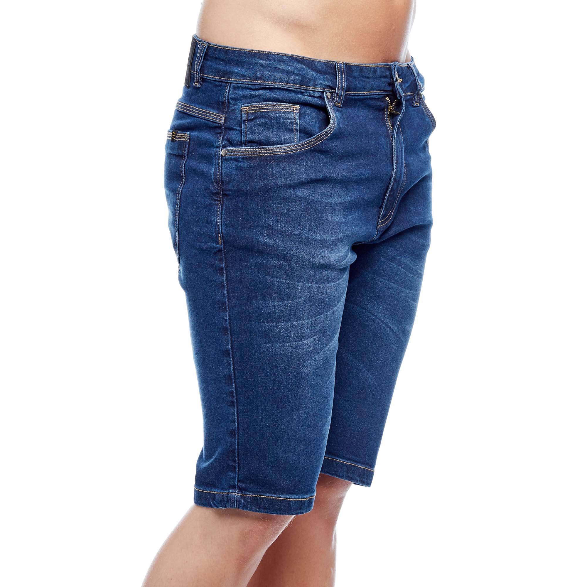 Bermuda Jeans Evolvee Premium Stretch
