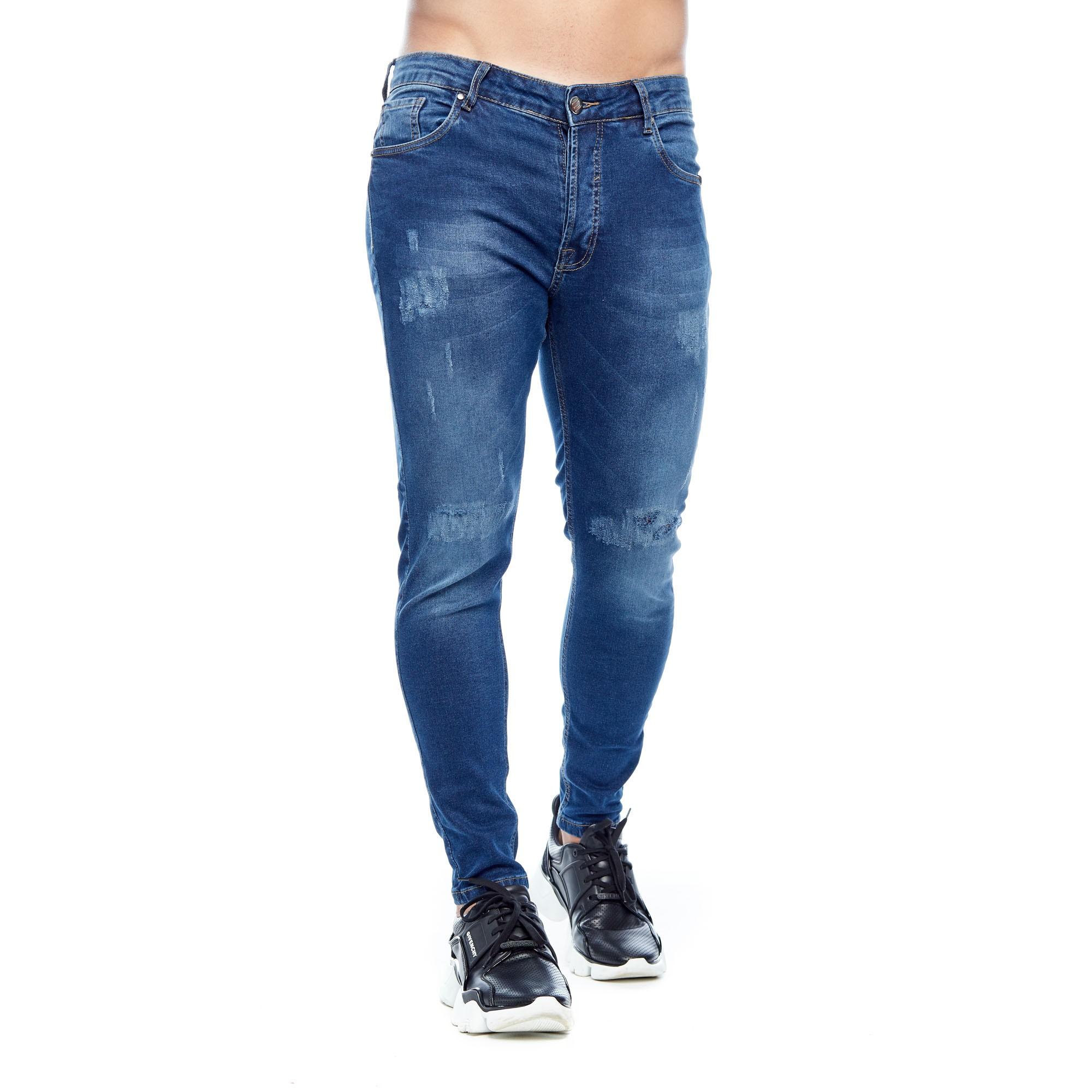 Calça Jeans Evolvee Premium Stretch
